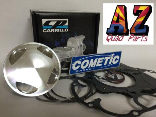 15-18 Yamaha Raptor 700 102mm Stock Standard Bore 12:1 CP Piston Cometic Gaskets