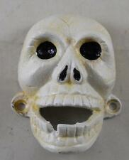 Cast Iron Wall Mounted Skull Bottle Opener Kitchen Pub Bar Beer Opener Bars