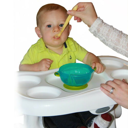 Baby Feeding Spoons BPA Free Soft Silicone First Stage Infant Utensils