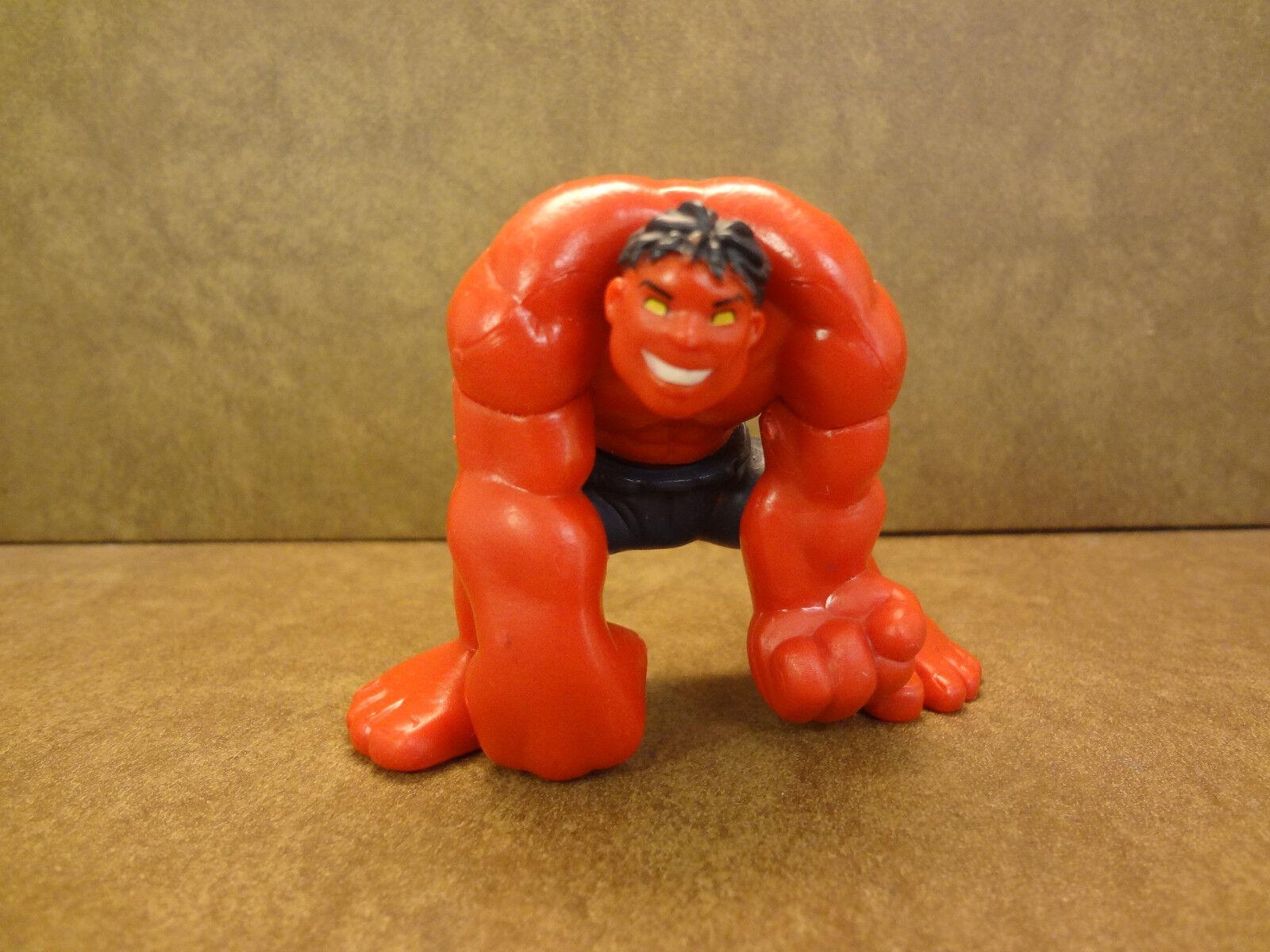 Marvel - superhelden - squad rot hulk (10 050)