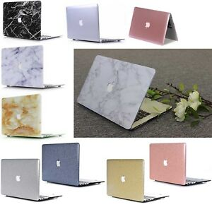 Marble-Rubberized-Hard-Shell-Case-Cover-for-MacBook-13-3-034-A1706-A1708-A1989-2159