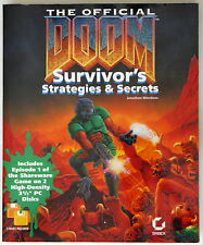 Official Doom Survivor's Strategies and Secrets by Jonathan Mendoza 1994