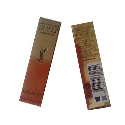 Yves Saint Laurent Vinyl Cream Lip Stain 407 Carmin