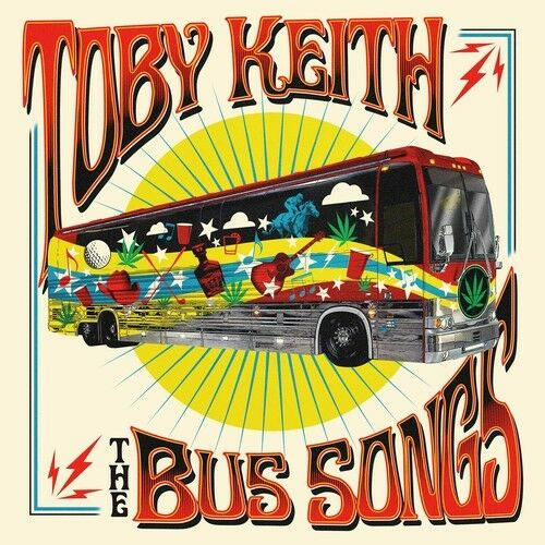 Toby Keith - The Bus Songs [New CD]