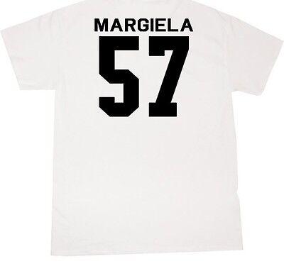 Kings Of NY Margiela Team Fashion Parody Short Sleeve Graphic Tee T-Shirt