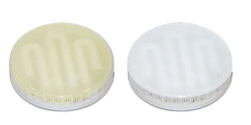 7W GX53 240v Ampoule fluorescent circulaire à chauffer ou refroidir blanc économie d/'énergie