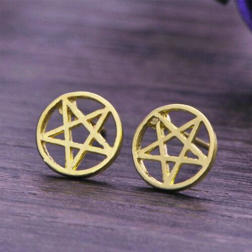 Women/'s Girl Fashion 925 Silver Plating Earrings Cute Ear Stud Jewelry Gifts