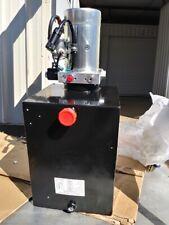 Nortrac Dump Trailer Power Unit12v Dc Single Acting Cylinder 53464