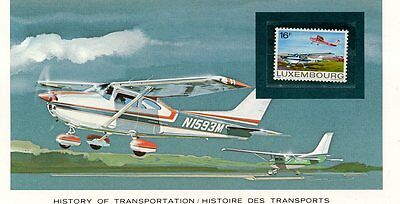 History Of Transportation / Histoire Des Transports / L'aviation Generale