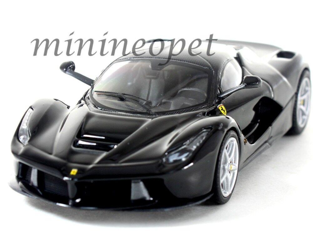 Hot Wheels Wheels Wheels Elite bct84 Ferrari laferrari F70 Hybird Nuevo Enzo 2014 1 43 Negro 20fc83