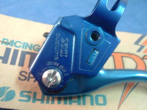 NIB NOS Blue Shimano DX BMX 1982 Left-Hand Brake Lever NEW