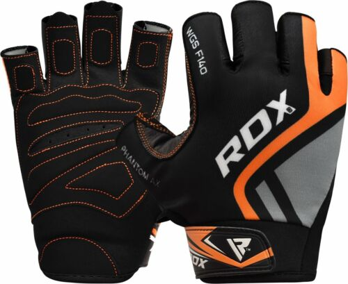 RDX Handschuhe Gym Krafttraining Gewichte Fitness Trainingshandschuhe DE