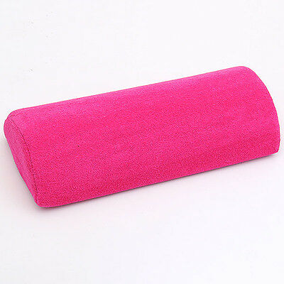 Practical Cushion Hand Rest Pillow Nail Art Manicure Care Salon Soft Column LU