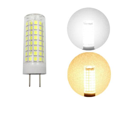 G8 G8.5 Bi-Pin T5 Led Light Bulb 9W 102-2835 SMD Lamp 110V 120V Ceramics Light
