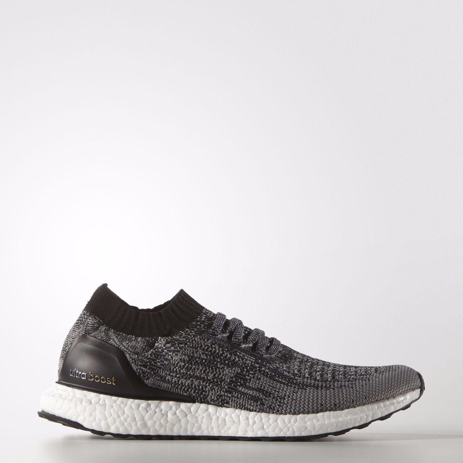 Adidas Ultra BOOST Uncaged Para hombres Zapatos para Correr-Color gris BB3900