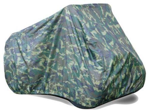 Polaris Scrambler 850 Abdeckplane Faltgarage Camouflage