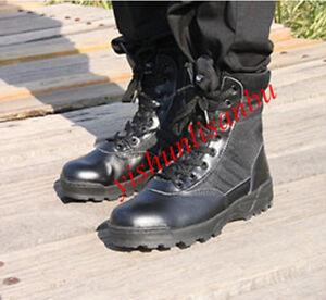 Swat Tan Classic unica Taglia Mens Desert Classic Boots Sz Combat Zip qaxEwAFBnO