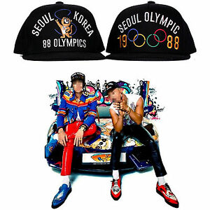 1cb46dfd7ab GD X TAEYANG GOOD BOY SNAPBACK 2014 MAMA 1988 SEOUL KOREA OLYMPIC ...