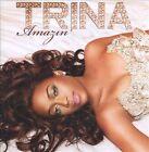 Amazin [Clean] [PA] by Trina (Rap) (CD, May-2010, EMI)