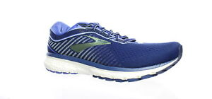 Brooks-Womens-Ghost-12-Blue-Running-Shoes-Size-11-5-Wide-1487773