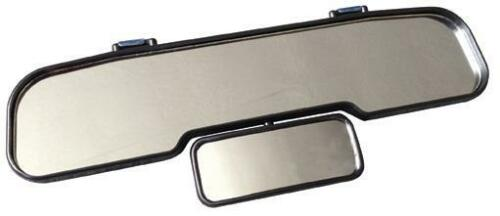 Extra Wide 2in1 Twin View Interior Child Rear View Mirror fits TOYOTA