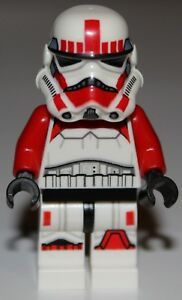 Lego Star Wars Imperial Shock Trooper Minifig NEW