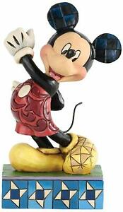 Jim-Shore-Disney-Mickey-Mouse-034-Modern-Day-Mouse-034-4033287-Brand-New-In-Box