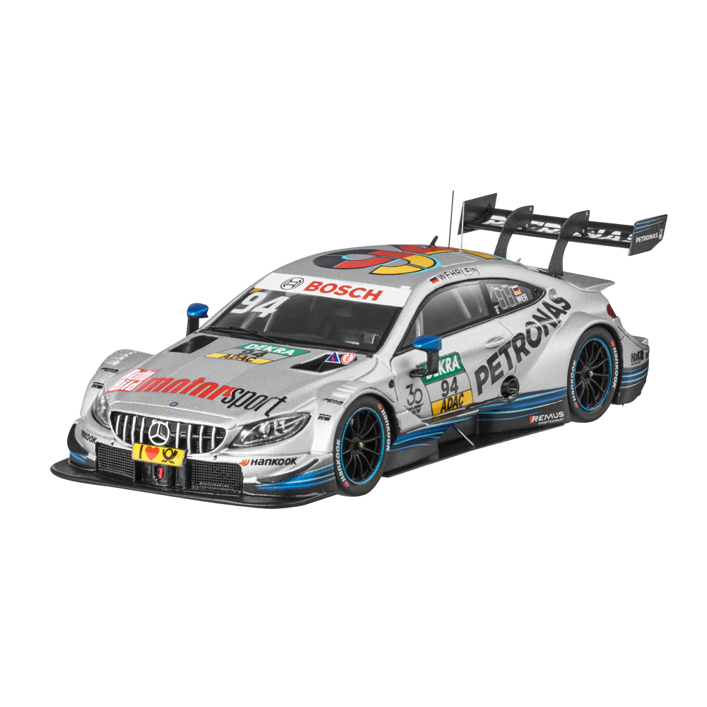 DTM 2018 MERCEDES C 63 AMG Coupe Pascal militare lessile 1 43 NUOVO OVP