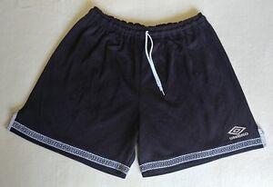 d97dcd7a8 Vintage 90's Umbro Men's Football Shorts Rare Soccer Brown Short ...
