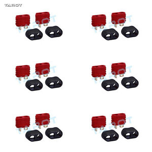 6PAIRS-tarot-High-quality-Battery-ESC-Amass-T-shape-Connector-Plug-female-TL2928