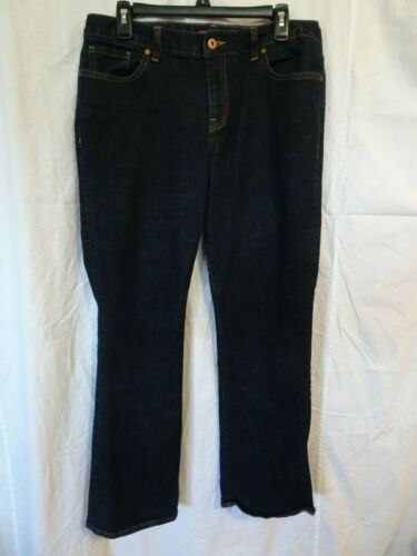 Tommy Hilfiger Women/'s Jeans Curved Boot cut Size 12