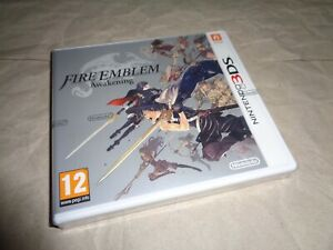 FIRE-EMBLEM-AWAKENING-3ds-game-UK-RELEASE-NEW-FACTORY-SEALED
