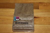 Inm International Nail Manufacturers Blue Woodys Nail Files 50 Count