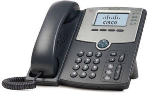 Cisco SPA504G 4 Line POE SIP Asterisk Phone NEW
