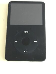 Apple-iPod-Classic-5th-Generation-A1136-30gb-Black-Not-Working-Spare-Parts