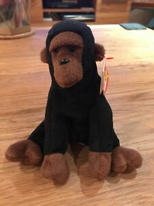 7d341b61fac Image is loading TY-Beanie-Babies-Congo-The-Gorilla-Rare-Indonesian