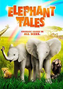 Elephant-Tales-DVD-KIDS-ANIMAL-MOVIE-2006-RARE