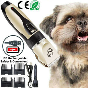 Rechargeable-Cat-Dog-Clipper-Cordless-Pet-Clippers-Hair-Shaver-Grooming-Trimmer