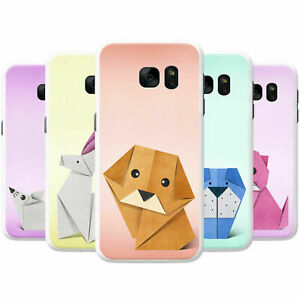 Japanese-Paper-Origami-Animals-Snap-on-Hard-Case-Phone-Cover-for-Motorola-Phones