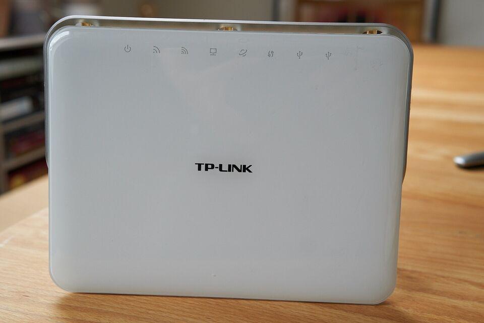 Router, TP Link, God