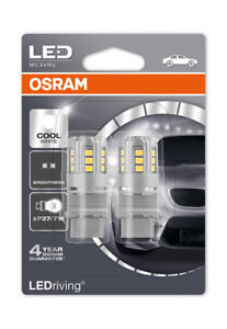 Osram-6000K-LED-Blanco-Frio-Bombillas-P27-7W-180-3157-S8W-W2-5x16q-3547CW-02B-Cuna