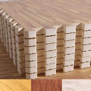 24x24 In 1 2 Thick Wood Grain Floor