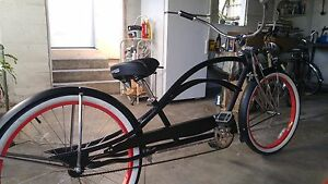Custom Stretch Cruiser Bike Ebay