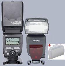 Yongnuo YN-685 Flash Speedlite HSS/TTL/ Build-in Radio for Canon.