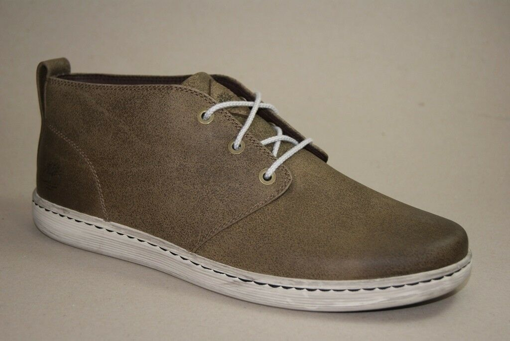 Timberland Earthkeepers Hookset Premium Chukka stivali Uomo Scarpe con Lacci 5502R | Outlet Online