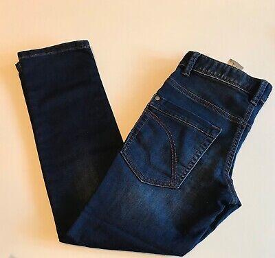 Aggressivo Benneton Ragazze Jeans Blu 10-11 Anni Nuovo Con Etichetta-mostra Il Titolo Originale