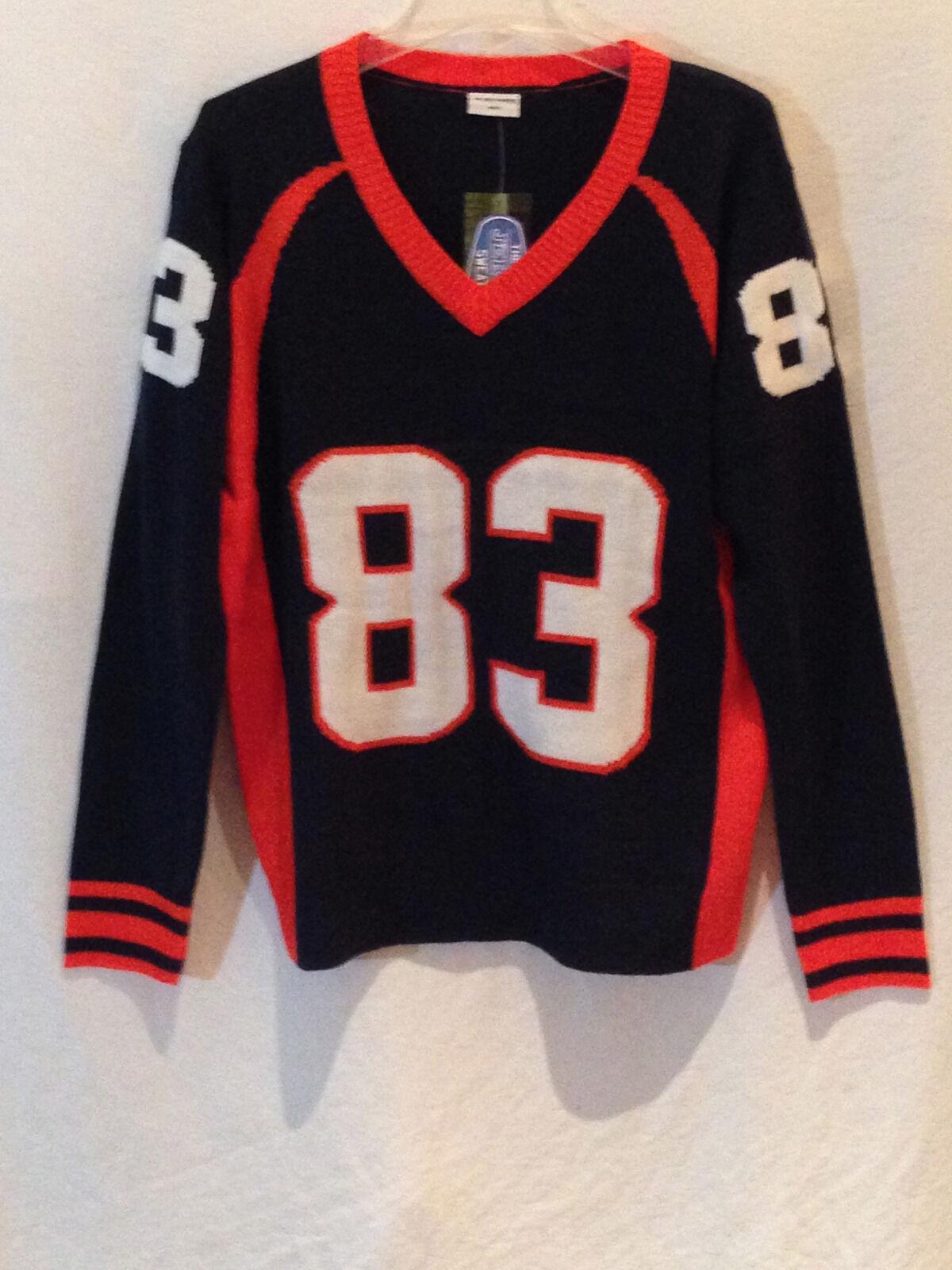 Denver Broncos Broncos Broncos Sweater-Nfl BRONCO'S Nación Gear-Small-  1 Superventas Diverdeida cbcab2