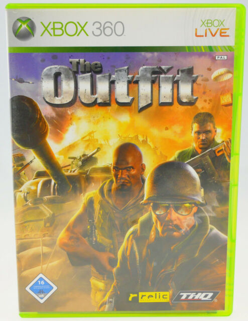 The Outfit - Microsoft X-Box 360 - in OVP gebraucht