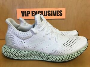 b59965301348 Adidas FutureCraft LA FF 4D White Ash Green Friends   Family BD7701 ...