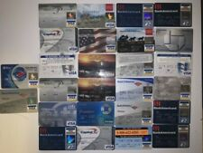 Lot of 26 Vintage Expired Visa Credit / Debit / Check Cards for Collectors